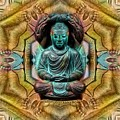 The  Buddhas Of Ayahrtyan  by Daniel Arrhakis