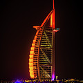 The Burj Al Arab by Andrew Matwijec