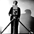 The Cameraman, Buster Keaton, 1928 by Everett