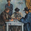 The Card Players by Paul Czanne