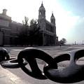 The Chain In Spain by Carl Purcell