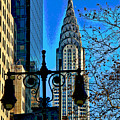The Chrysler Building by Allen Beatty