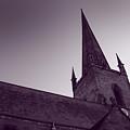 The Church by Angel Ciesniarska