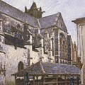 The Church At Moret by MotionAge Designs