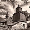 The Church Of Fagervik by Jouko Lehto