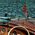 The Classic 1958 Chris Craft by David Patterson