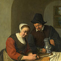 The Confidential Service by Adriaen van Ostade