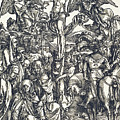 The Crucifixion by Albrecht Durer
