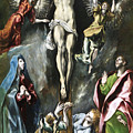 The Crucifixion by El Greco