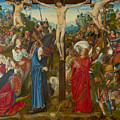 The Crucifixion by PixBreak Art