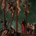 The Crucifixion by Pedro Orrente