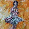 The Dancer by Robert Yaeger