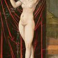 The Death Of Lucretia by Lucas the elder Cranach