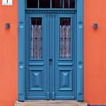 The Door by Wladimir Zarew