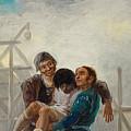 The Drunken Mason by Francisco Goya