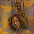 The Faces Of God by Gary Williams