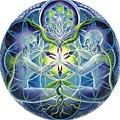 The Flowering Of Divine Unification by Morgan  Mandala Manley