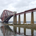 The Forth - Scotland by Mike McGlothlen