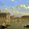 The Giudecca. Venice  by David Roberts