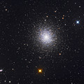 The Great Globular Cluster In Hercules by Roth Ritter