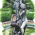 The Hidden Fountain by Scarlett Royal