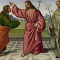 The Incredulity Of Saint Thomas by PixBreak Art