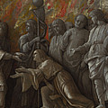 The Introduction Of The Cult Of Cybele At Rome by PixBreak Art