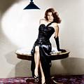 The Killers, Ava Gardner, 1946 by Everett