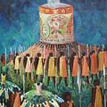 The King by Godfrey Banadda