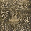 The Last Judgment by Jacob de Backer