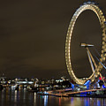 The London Eye by Angel Ciesniarska
