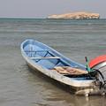 The Lonely Boat by Sunaina Serna Ahluwalia