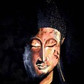 The Madas Buddha by Jane  Simpson
