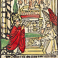 The Mass Of Saint Gregory by German 15th Century