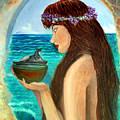 The Mermaid And The Pandora Box by Pilar  Martinez-Byrne