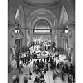 The Metropolitan Museum Of Art by Mike McGlothlen
