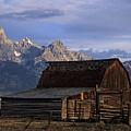 The Molton Barn by Doug Davidson