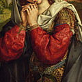 The Mourning Mary Magdalene by Colijn de Coter