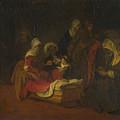 The Naming Of Saint John The Baptist by PixBreak Art