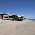 The Ocean Grill At Vero Beach In Florida by Allan  Hughes