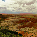 Viewpoint In The Painted Desert by Jeff Swan