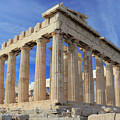 The Parthenon Acropolis Athens Greece by Ivan Pendjakov