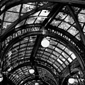 The Pergola Ceiling  by David Patterson
