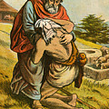 The Prodigal Son by English School