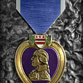 The Purple Heart  by Lee Dos Santos