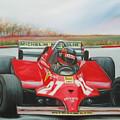 The Racing Car by Sukalya Chearanantana