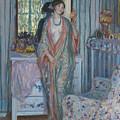 The Robe by Frederick Carl Frieseke