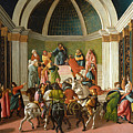 The Story Of Virginia by Sandro Botticelli