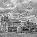 The Sutler's Store by Sam Stanton