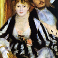 The Theater Box by Pierre-Auguste Renoir
